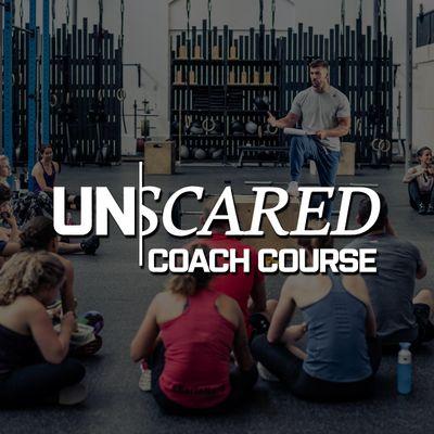 UnScared Coach Course October Edition