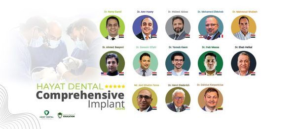 Comprehensive Implant Course, 28 January | Event in Cairo | AllEvents.in