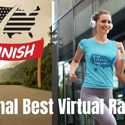 Run New York Virtual 5K10KHalf-Marathon Race