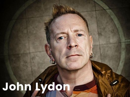 John Lydon – I Could Be Wrong, I Could Be Right, 10 September | Event in Worthing | AllEvents.in
