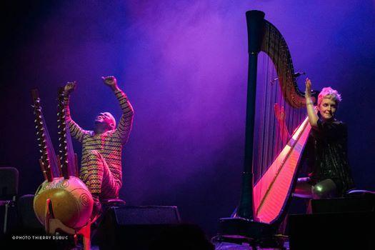 Catrin Finch & Seckou Keita at Ripon International Festival