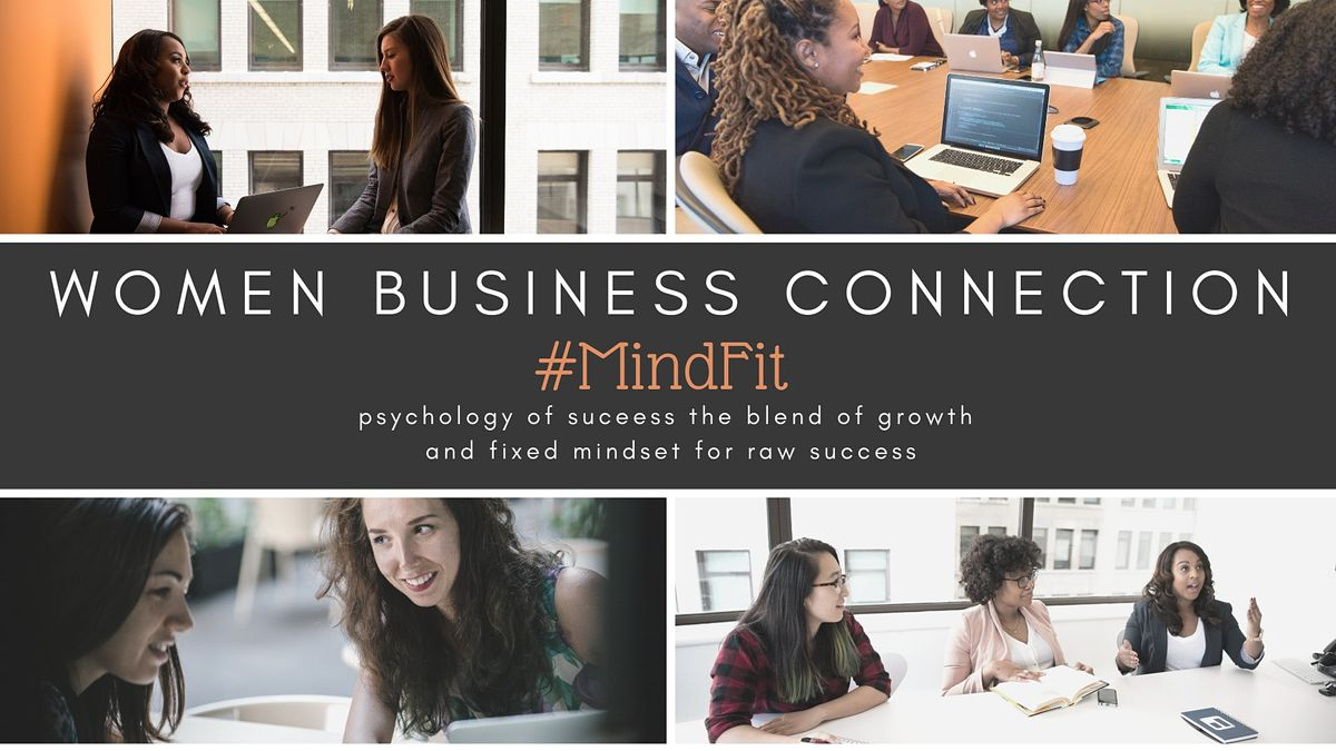 Women Business Connection [North America Professional Women NAPW], 4 May | Online Event | AllEvents.in