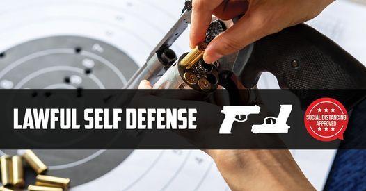 Lawful Self Defense Seminar - El Reno, OK, 25 April | Event in El Reno | AllEvents.in