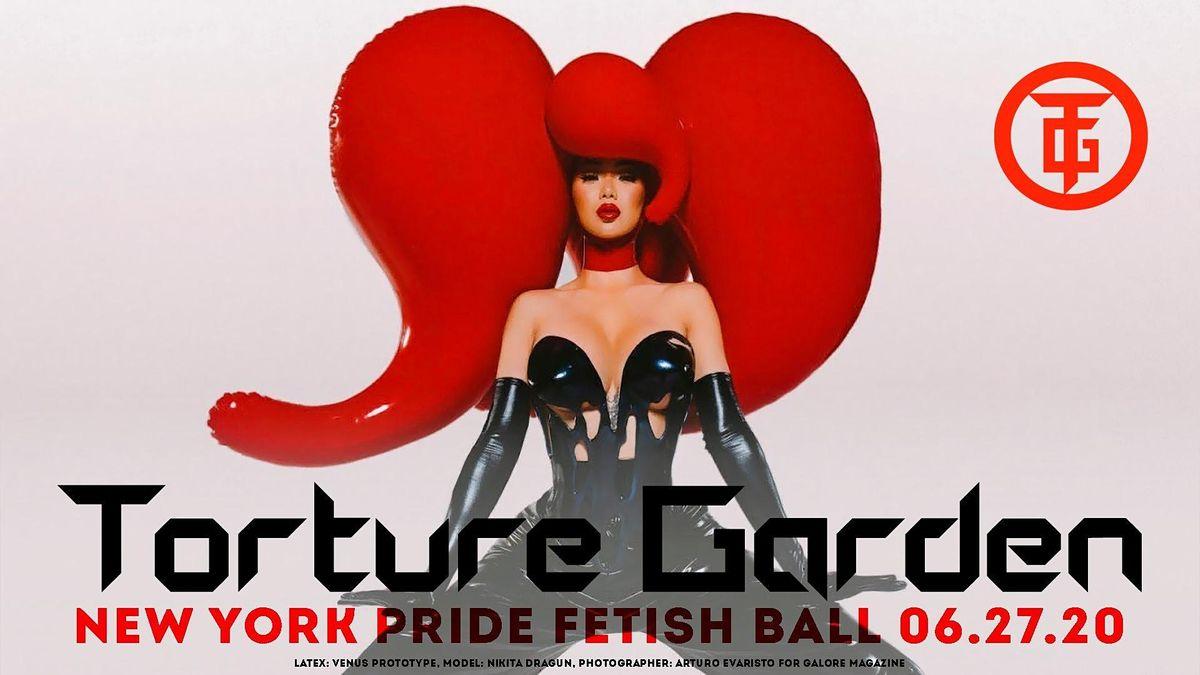 Torture Garden New York 2021, 26 June | Event in New York | AllEvents.in