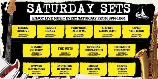 Saturday Sets- Live Music Weekly, 17 April | Event in Sandringham | AllEvents.in