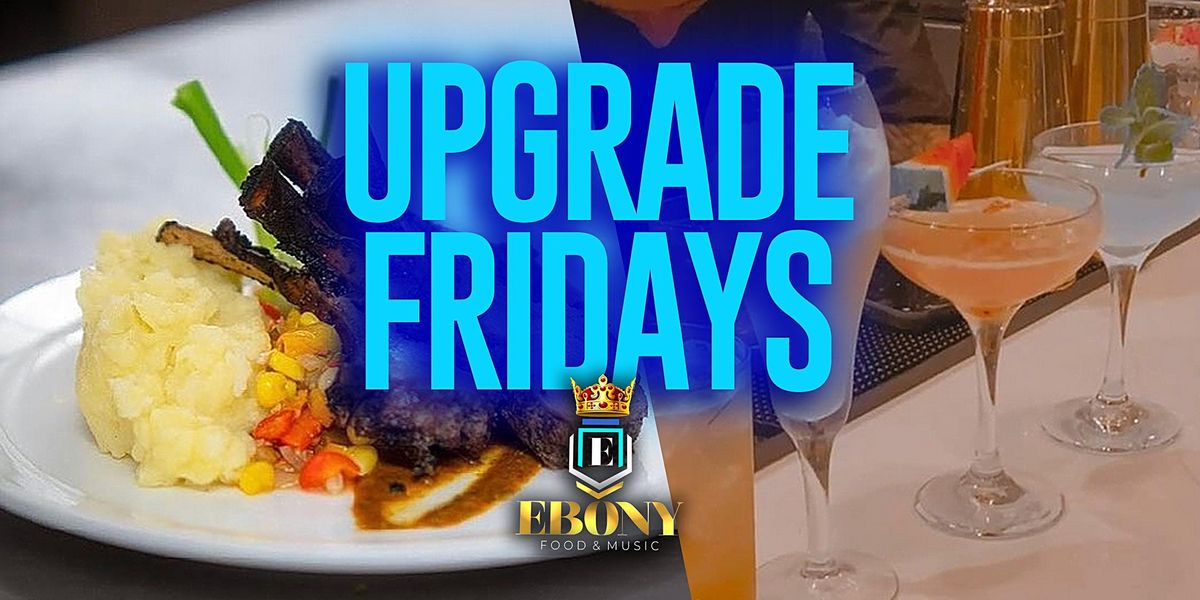 UPGRADE FRIDAYS Ultimate 60th Nigerian Independence Celebration | Event in Houston | AllEvents.in