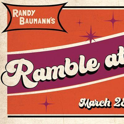 Randy Baumanns Ramble at The Rex