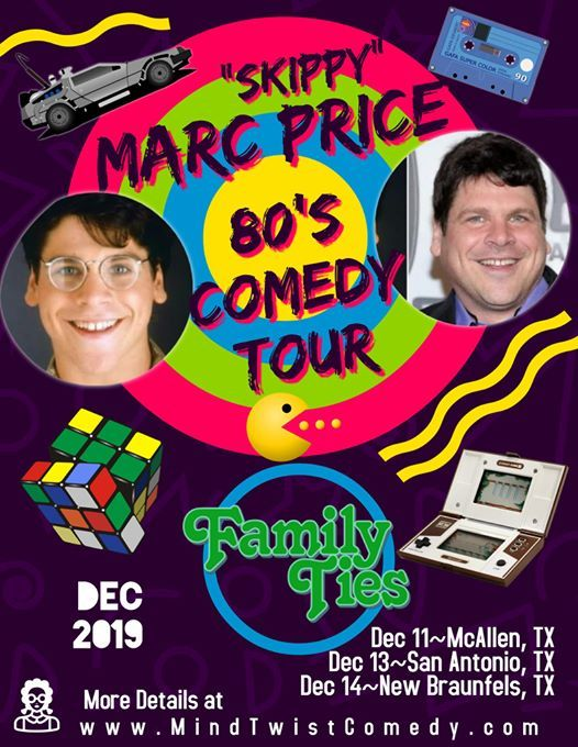 80s Comedy Tour Marc Price
