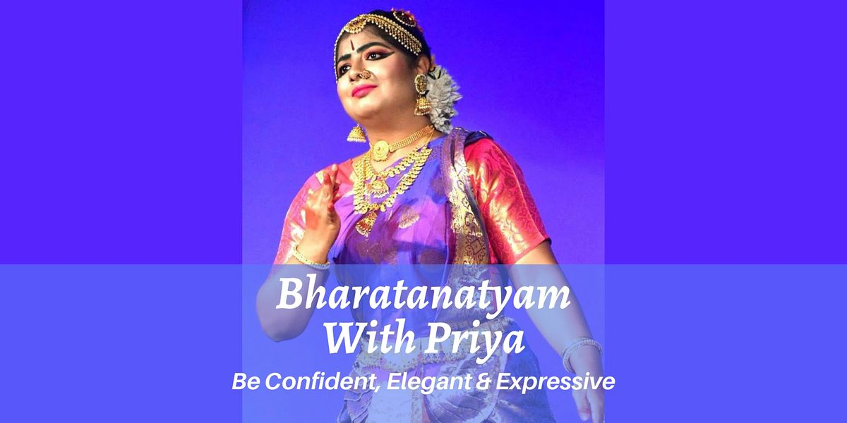 Bharatanatyam Sessions From India To Australia | Online Event | AllEvents.in