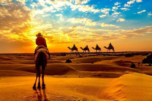 Long Weekend Jaisalmer (The Golden City) and Night Jeep Safari Trip, 27 November | Event in New Delhi | AllEvents.in