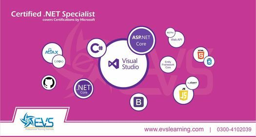 Free Seminar on .NET Core, C#, ASP .NET Core MVC | Event in Lahore | AllEvents.in