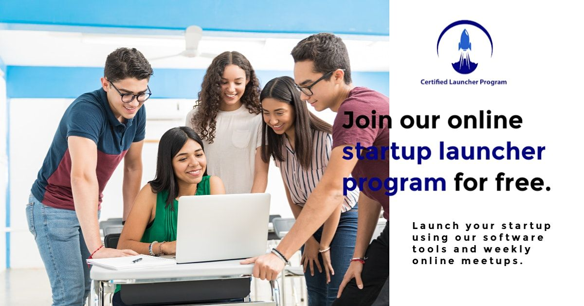 Join our online startup launcher program for free. | Event in Dubai | AllEvents.in