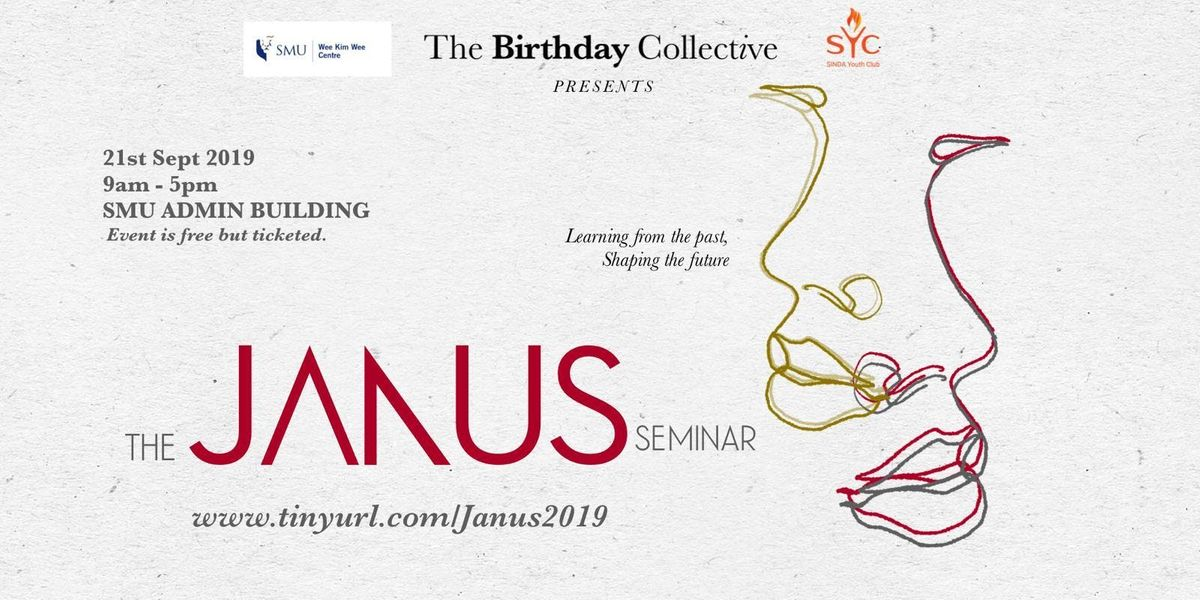 Janus Seminar 2019 at Singapore Management University, Singapore