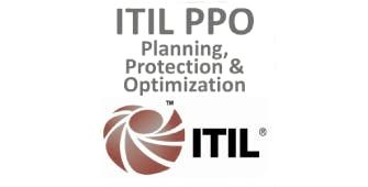 ITIL  Planning Protection And Optimization (PPO) 3 Days Virtual Live Training in Kuwait City