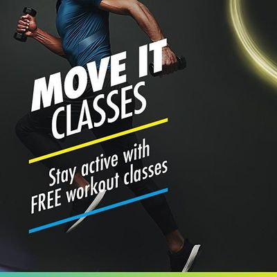 SITC Virtual - Zumba (Trium Fitness  Aperia Mall)