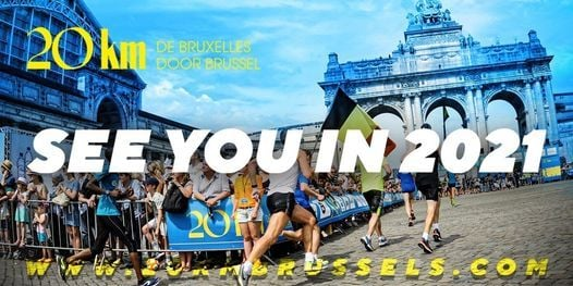 41st edition of the 20km of Brussels, 30 May | Event in Brussels | AllEvents.in