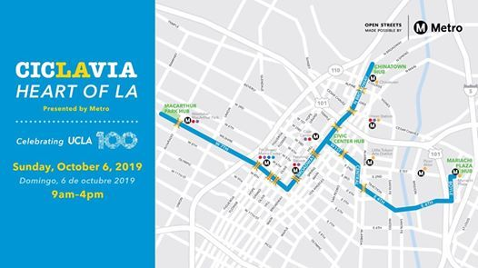 Heart of Los Angeles  Presented by Metro Celebrating UCLA 100