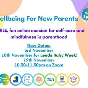 Wellbeing for New Parents