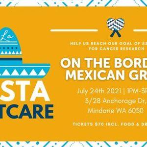 On The Border Mexican Fiesta Night  - Team Fleetcare MACA Cancer Ride Fundraiser
