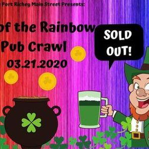 TENTATIVE End of the Rainbow Pub Crawl