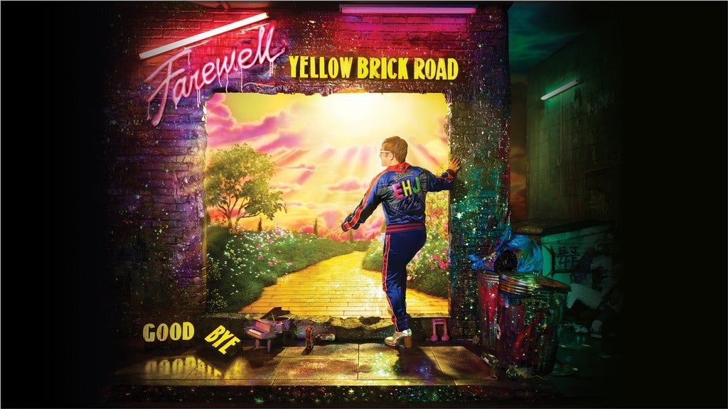 Elton John: Farewell Yellow Brick Road The Final Tour, 30 September | Event in Arlington | AllEvents.in