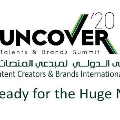 Uncover20 - Digital Content Creators & Brands International Summit
