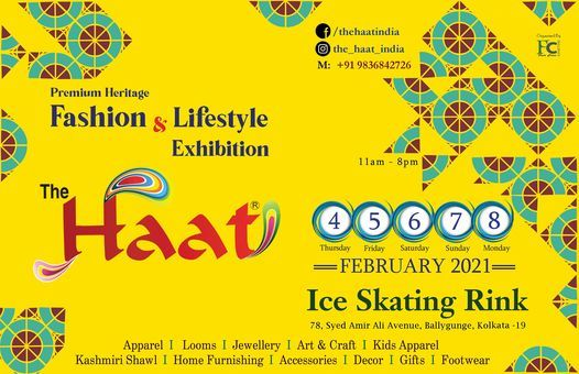 THE HAAT : KOLKATA, 4 February | Event in Kolkata | AllEvents.in