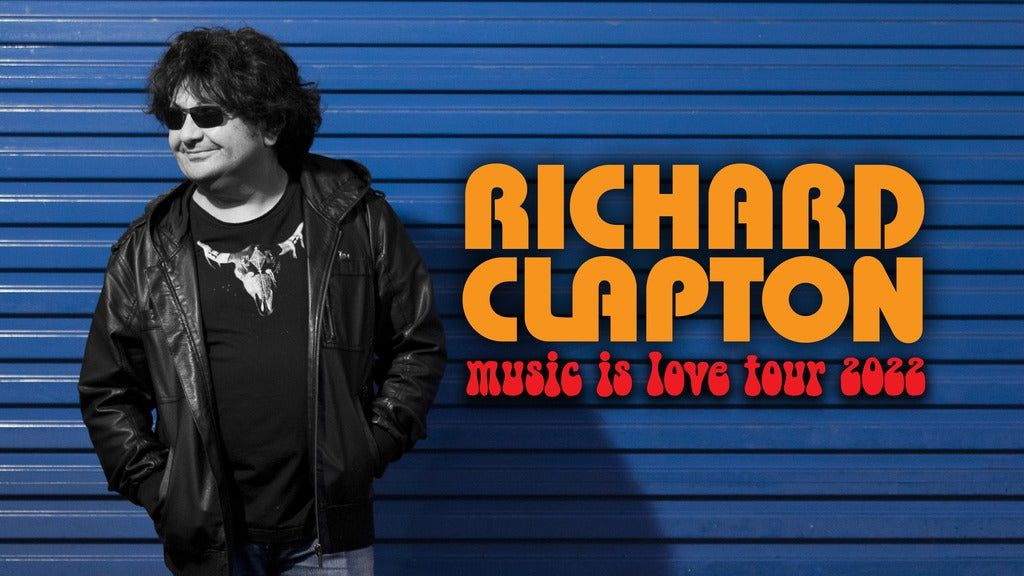 Richard Clapton Music Is Love Tour, 10 March   Event in Sydney   AllEvents.in
