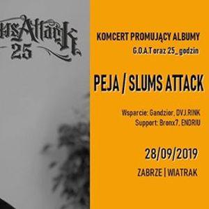 PejaSlums Attack 280919 Zabrze CK Wiatrak