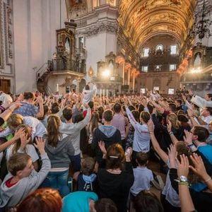Fahrt zum Fest der Jugend in Salzburg