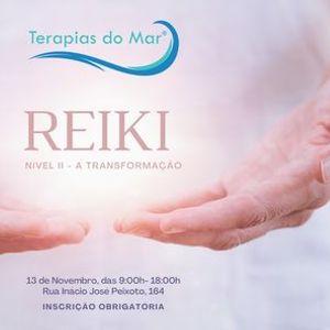Curso de Reiki nvel II