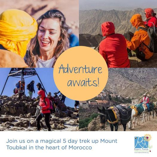 Morocco 2021, 1 October | Event in Tafraout | AllEvents.in
