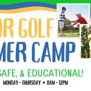 Junior Golf Summer Camp Session 3