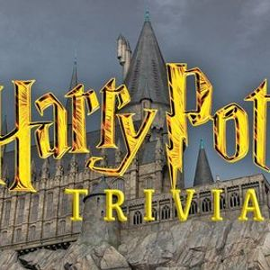 Harry Potter Trivia at Graffiti Junktion Lake Nona