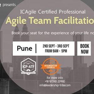 ICAgile Certified Professional Agile Team Facilitation (ICP - ATF)