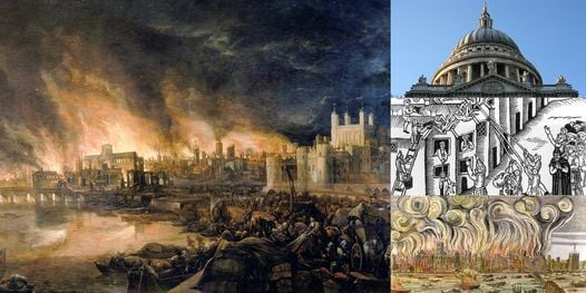 'London's Burning! The Story of the Great Fire of London' Webinar   Online Event   AllEvents.in