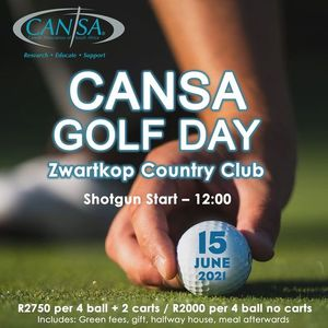 CANSA Golf Day
