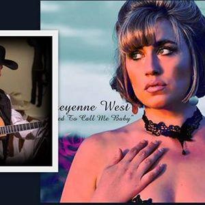 Kurt Sylva and Cheyenne West
