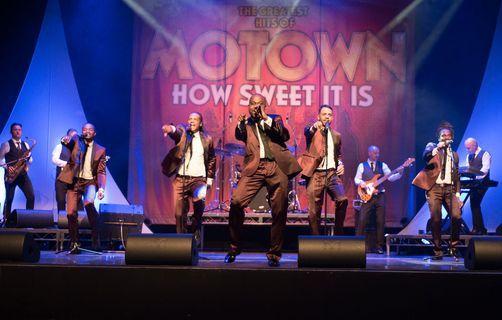Motown - How Sweet It Is, 4 June   Event in Wetley Rocks   AllEvents.in