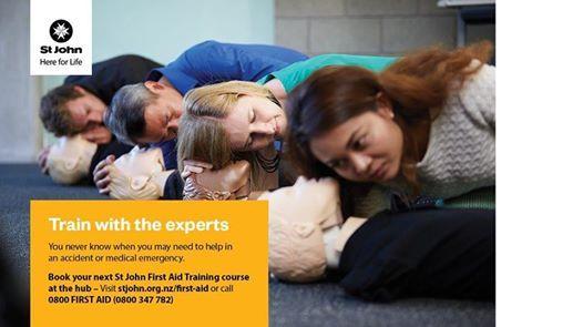 St John - First Aid Level 2