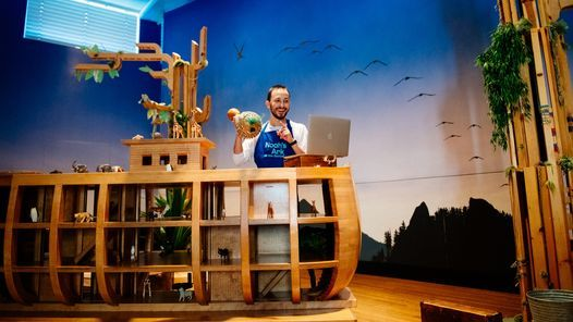 Online Family Program | Story Time—Live from Noah's Ark!, 13 June | Online Event | AllEvents.in