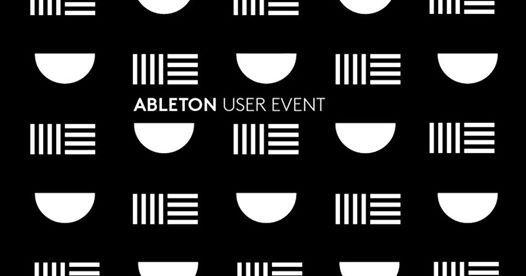 Ableton User Event 4
