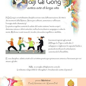 Pratica di Taiji Qi Gong