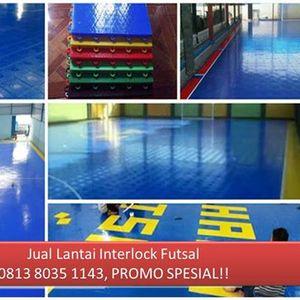 Harga Karpet Interlock Futsal Jakarta Call  0813 8035 1143