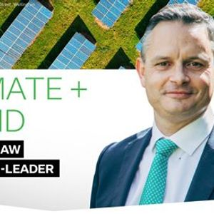 Climate  Covid Tuesday Club with James Shaw