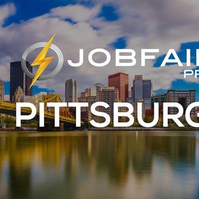 Pittsburgh Virtual Job Fair August 24  2021