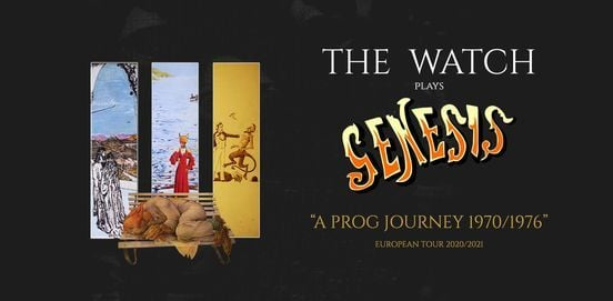 The Watch plays Genesis | A Prog Journey 1970/1976 - Manchester, 7 November | Event in Manchester | AllEvents.in