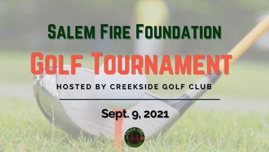 Salem Fire Foundation Golf Tournament, 9 September   Event in Salem   AllEvents.in