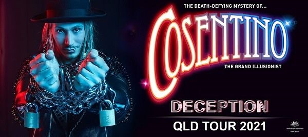Cosentino Deception, 5 November   Event in Townsville   AllEvents.in