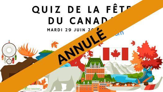Quiz de la francophonie, 29 June | Online Event | AllEvents.in